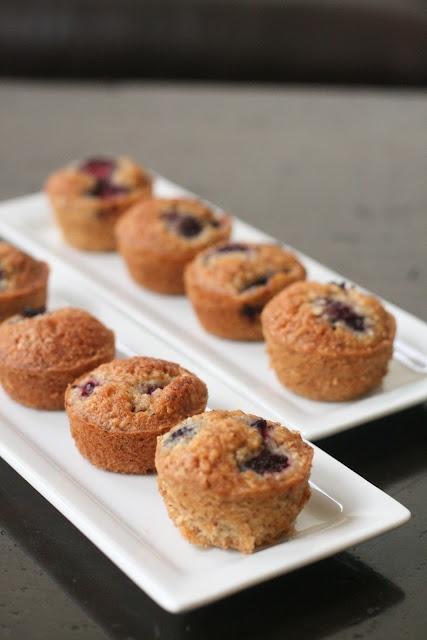 Blackberry Financiers: Bundt Cakes, Sweet Tooth