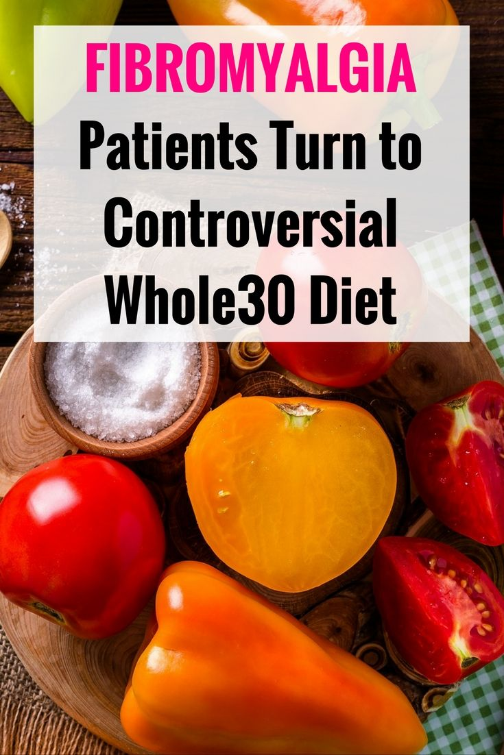 Fibromyalgia patients turn to controversial Whole30 diet