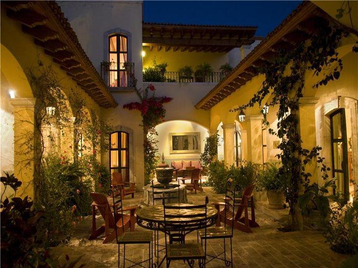 Luxury homes san miguel home exteriors of san miguel for Imagenes de casas coloniales