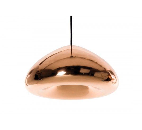 Una serie di lampade a sospensione che fanno riferimento alle medaglie olimpiche, realizzate dal designer utilizzando il rame, l' ottone e l'acciaio.Elegante, misurata e versatile,  Void è definito