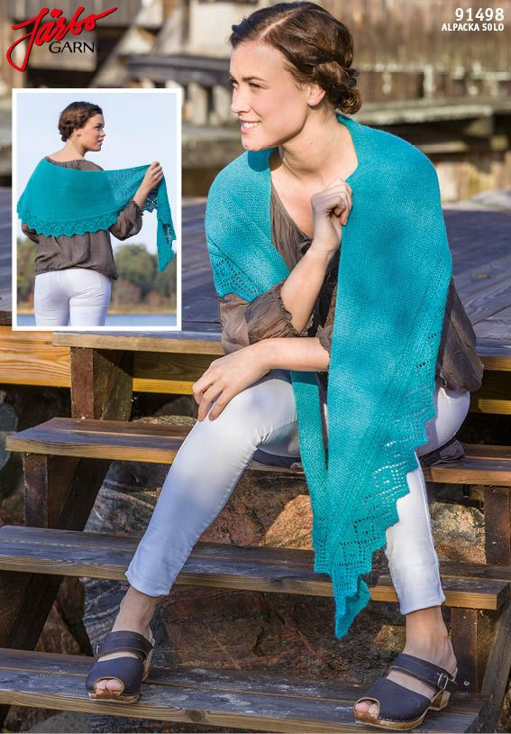 Wonderful shawl.