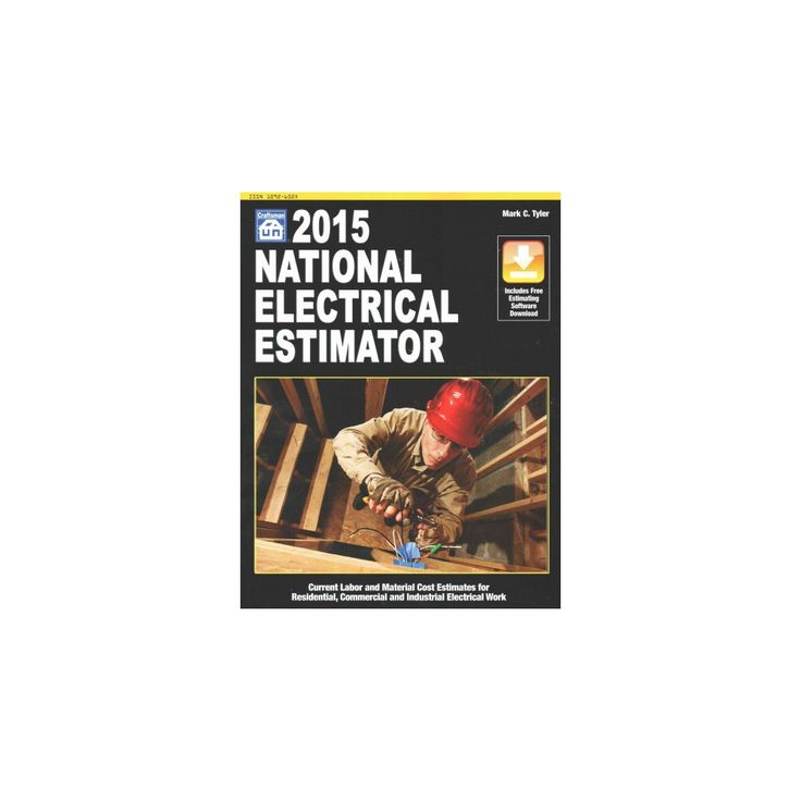National Electrical Estimator 2015 (Mixed media product)