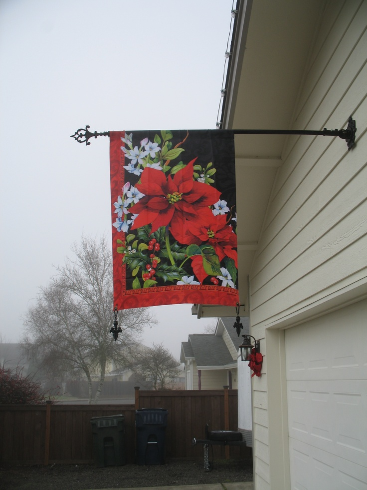 51 Best Images On Pinterest Flag Poles Pole Holders And Cast Iron