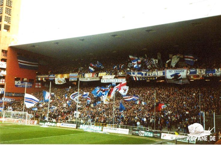 25.02.2001 UC Sampdoria Genua – Torino Football Club 1906 http://www.kopane.de/25-02-2001-uc-sampdoria-genua-torino-football-club-1906/  #Groundhopping #football #soccer #calcio #kopana #fotbal #Fussball #Fußball #UCSampdoriaGenua #SampdoriaGenua #Sampdoria #Genova #TorinoFootballClub #TorinoFC #Torino #Turin