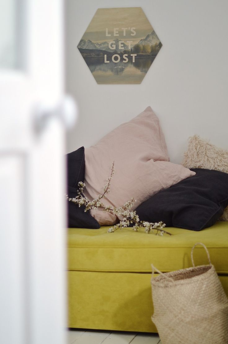 LapinBlu | The Everyday Spruce \ The 10 Minute Tidy… | http://www.lapinblu.com