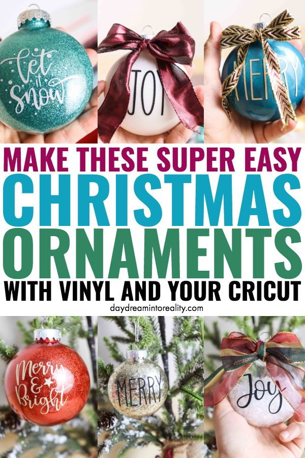 Paint Plastic Christmas Balls With Chalkboard Paint Then You Can Write Whatever You Want On Th Painted Christmas Ornaments Christmas Colors Christmas Holidays