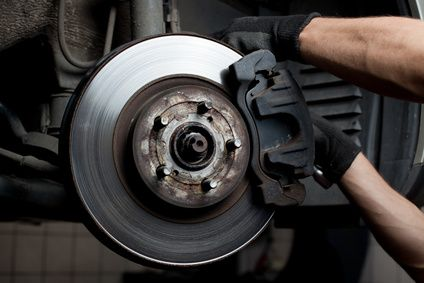 A brake inspection can ease your mind - stop by today and be safe and sure!  We're just north of I-94, exit 190.