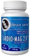 Cardio-Mag 2.0 (True magnesium orotate. 120-Vegi-caps)