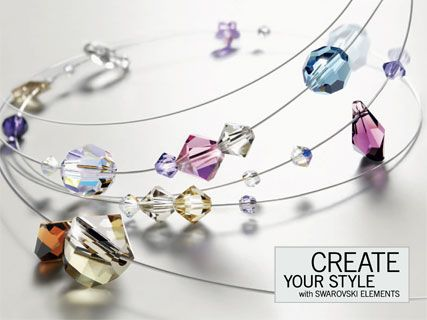 Swarovski Resources, Design Guide, Glossary, Color Charts - Artbeads.com