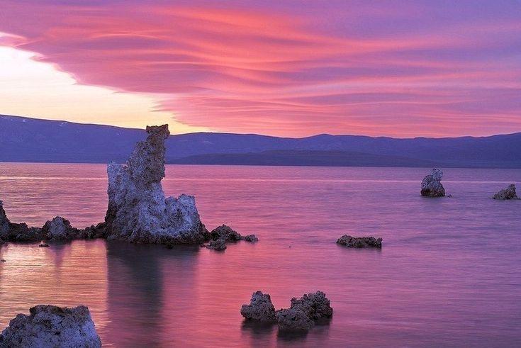 Волшебные башни озера Моно - Путешествуем вместе