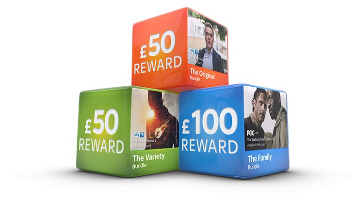 Sky TV Bundles