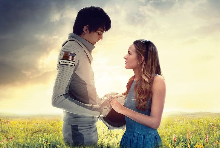 The Space Between Us: A Corny Sci-Fi Romance for Teens || Shameless tearjerker The Space Between Us is so sugary sweet, your teen will cry big, sappy tears and love it.