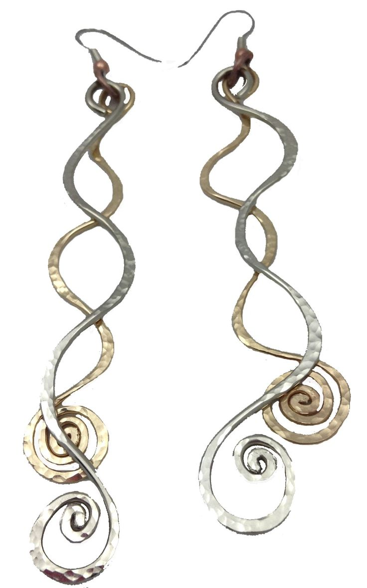 The 171 best Aluminum wire earrings images on Pinterest   Wire ...