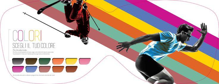#Ottico #optometrista? Scegli il colore per la tua #lente, scegli il tuo ATTITUDE!
