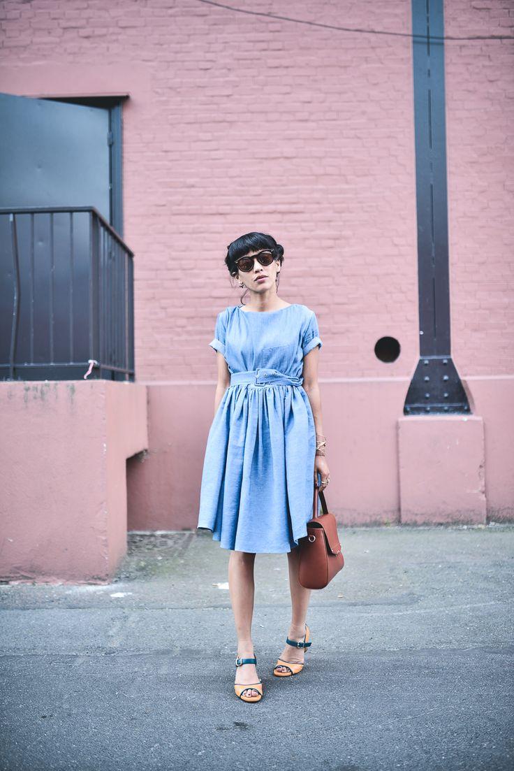 Le dressing de Leeloo: robe Frida de Wear Lemonade