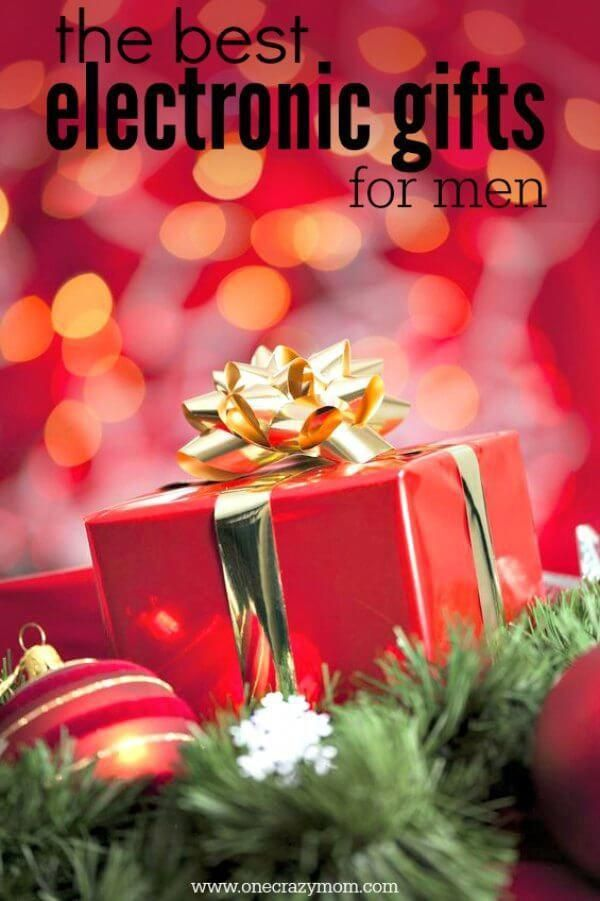Christmas 2019 Electronic Gift Ideas Find the best Electronic Gifts for Men. 20 gift ideas for men