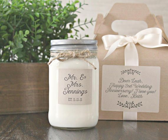 Couple Gift Candle Personalized Name Gift 16 Oz Soy Candle Etsy Couple Gifts Candle Wedding Gift Candle Gift