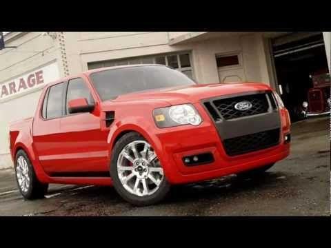 Ford Explorer History 1991-2012