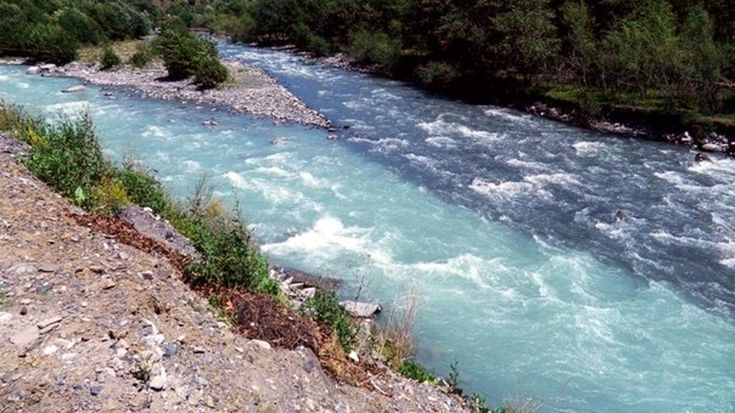 14 amazing places where rivers merge