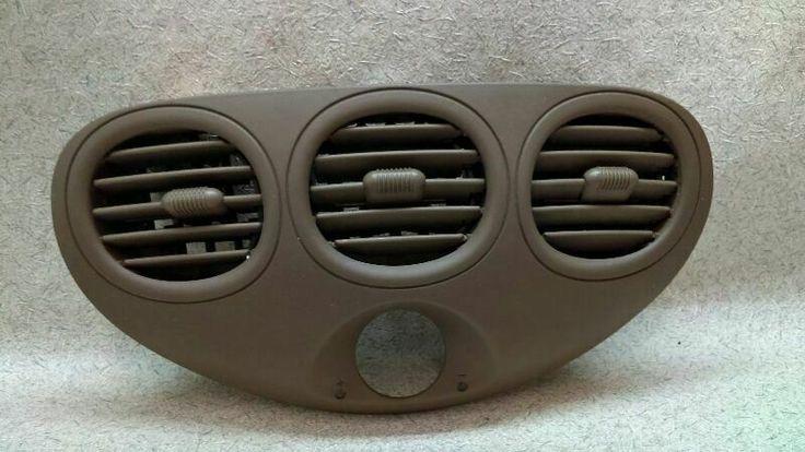 Dash AC Vents Clock Bezel Fits 1998 1999 2000 2001 2002