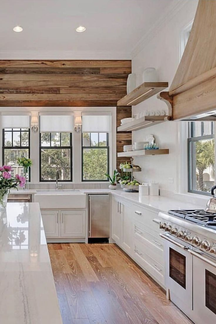 Galley Kitchen Designs 2020