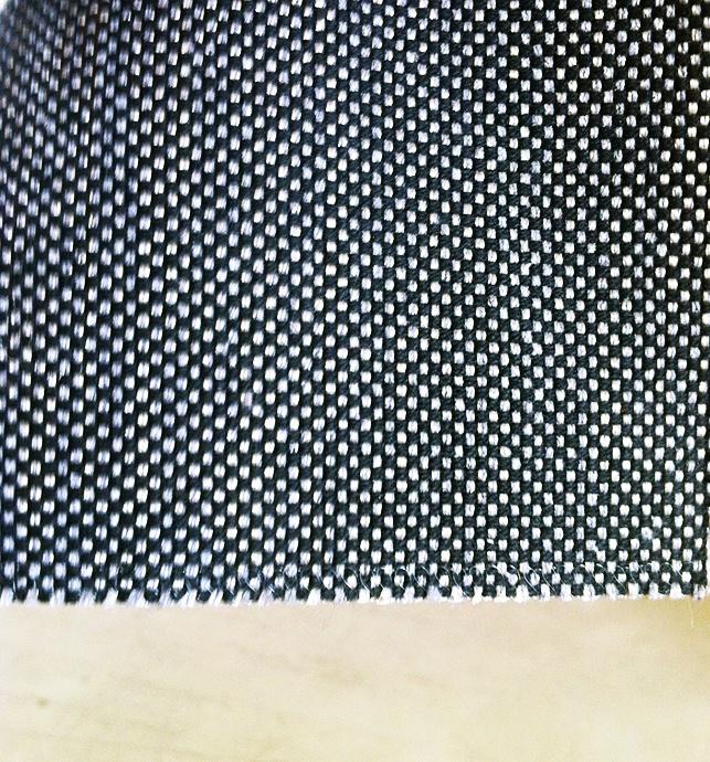 Kvadrat Maharam Fabric. Subtle metallic hints.