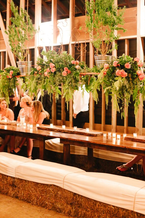 47 best mississippi weddings images on pinterest mississippi hanging centerpieces on rustic wood boards junglespirit Images