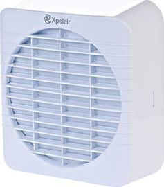 Xpelair GXC6 30W Kitchen Fan 1102D Plastic. White fascia with square external grille and pullcord. Purpose designed for use in kitchens and can be wall or window mounted. Trickle ventilation available when not in use. Fan, fixings and  http://www.comparestoreprices.co.uk/january-2017-9/xpelair-gxc6-30w-kitchen-fan-1102d.asp