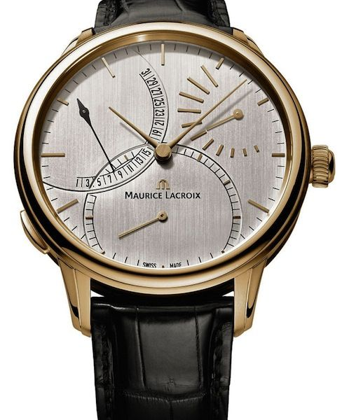 Let's face it, if you are a ultimate watch collector then this 18krt gold manufactured automatic Maurice Lacroix limited edition is very attractive for you as it is on sale. www.megawatchoutlet.com