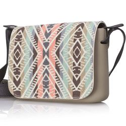 Mexico Flap - O Pocket accessory Shoulder Bag