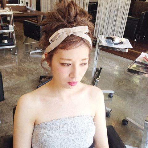 ブライダルヘアイメージ♡ の画像 My Style