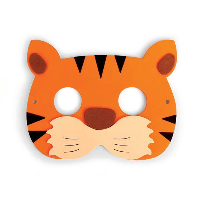 Kikkerland dieren maskers bestellen? Bekijk bij 100% CADEAU