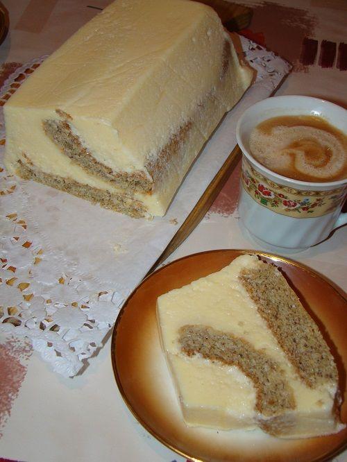 Cristina's world: Prajitura cu mousse de lamaie