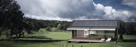 Блог им. alenalapikova: Украинская разработка PassivDom. Энергонезависимый дом, созданный с помощью 3D-технологии: Солнечная энергия, солнечные фермы, модули, панели, батареи