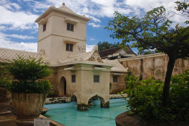 Taman Sari Kraton Jogja - Wisata Jogja