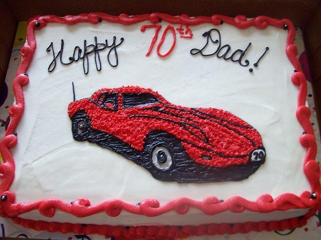 car, Corvette Cake by dmr217, via Flickr