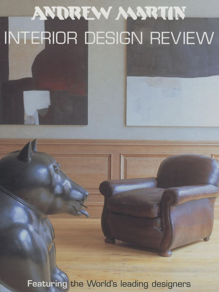 Featuring the world's leading designers of 2002 including winner of the Andrew  Martin Interior Designer of the year award Amanda Rosa (U.