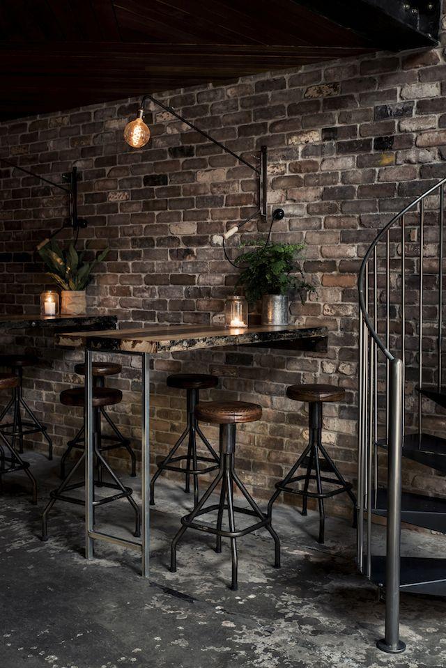 Donny's Bar Interior Design