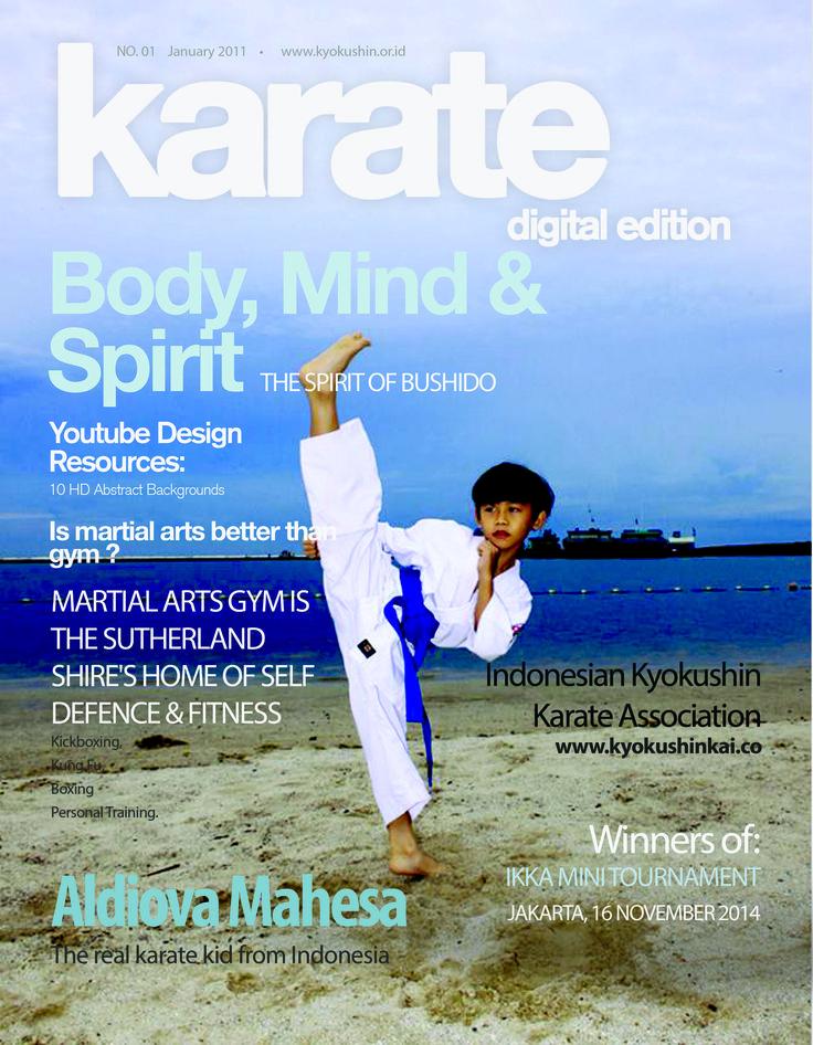 Aldiova Mahesa IKKA - www.kyokushin.or.id
