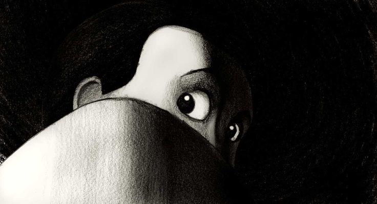 peur du noir by LorenzoMattotti