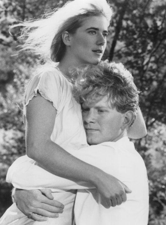 Still of Imogen Stubbs and James Wilby in Ein schicksalhafter Sommer (1988)