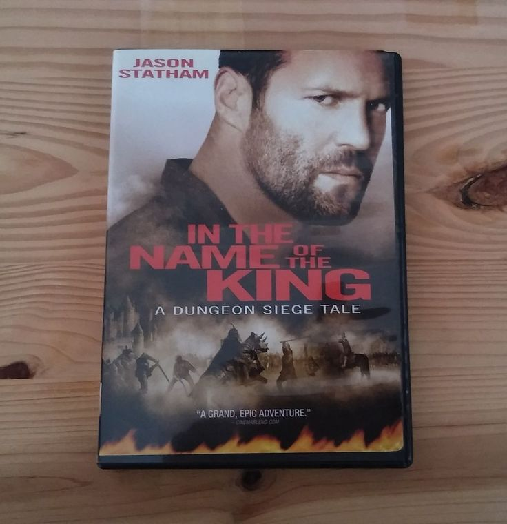 In The Name Of The King DVD Jason Statham A Dungeon Siege Tale Rated PG #9506413 #20thCenturyFox