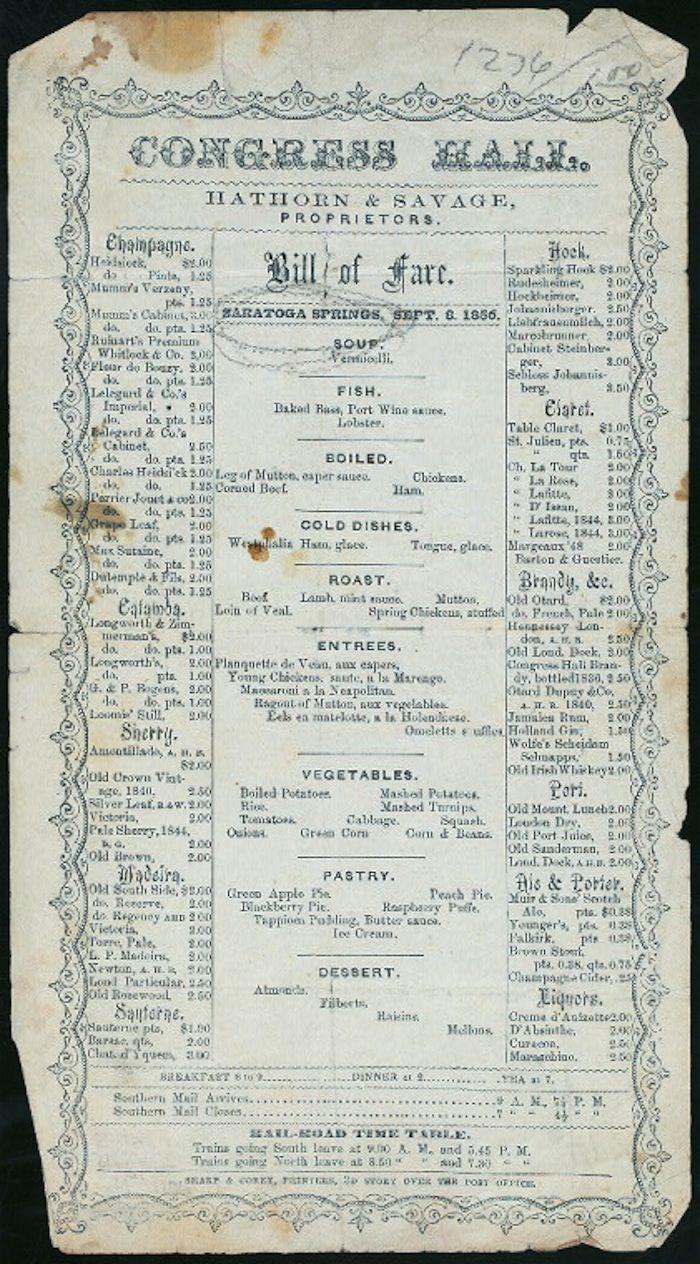 108 best vintage & old menus images on Pinterest | Cards, The map ...