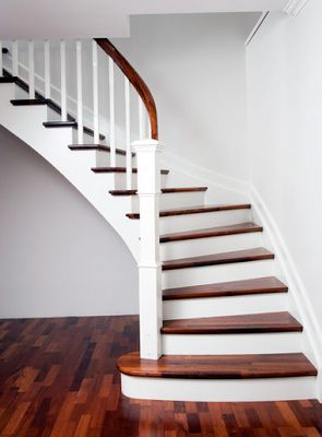 åpen bunn trapp