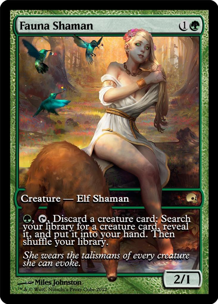 Magic The Gathering Nude 36