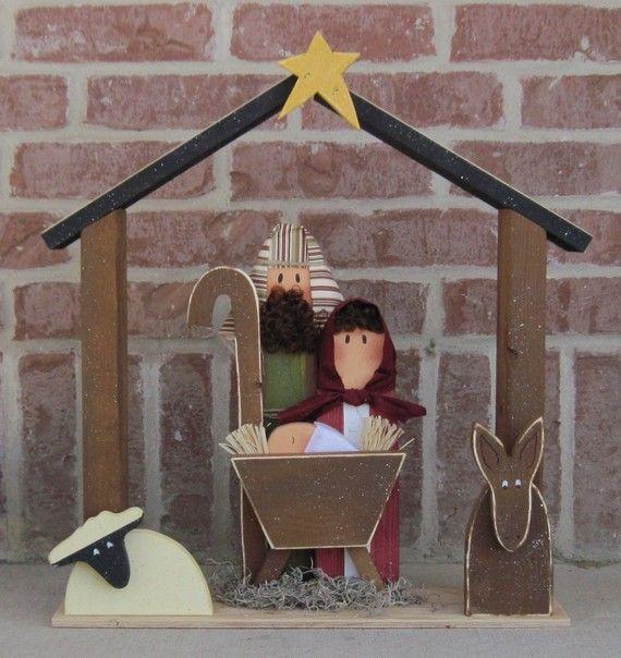 Best 25 Outdoor Nativity Scene Ideas On Pinterest
