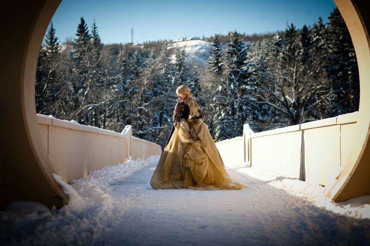 Gwendolyn Princess of Winter  Cosplayer/model: jokersdraw  Photographer: Tony Chan Tinophoto