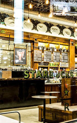 Starbucks Channels Old World Mysticism In New Big Easy