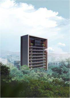 連雲建築 泰安連雲 2006 台北 12F