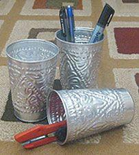 Aluminum Handicrafts - Tumbler